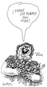 caricatura de zapata 2