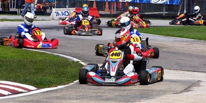 venezuela kart Pilotos Andrés Salazar y Evadro Di Matteo lideran el Campeonato  venezuela kart