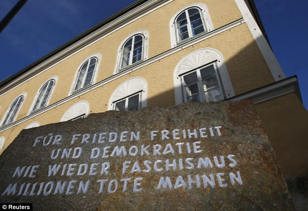 Casa natal de Adolf Hitler