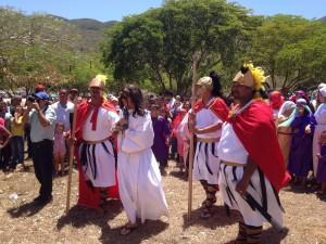 procesión margarita 1