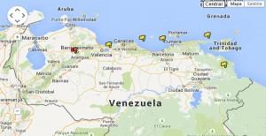 mapa sismos