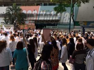 protestas del jm de los rios hospital 2 copia