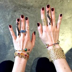 tarbay anillos