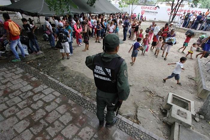 Foto AFP | George Castellanos