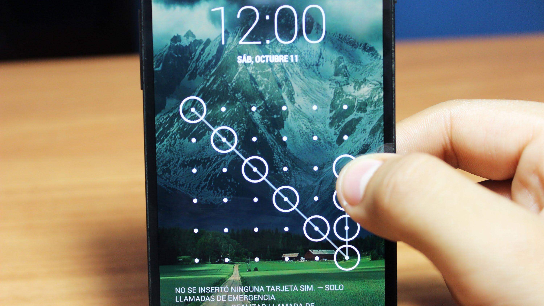 Patrones en Android demasiado predecibles | 800Noticias