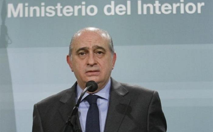 No hay datos de que el autor de ataques de par s huido for Ministro del interior espanol