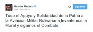TW - Nicolás Maduro