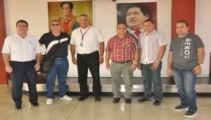 Primer viaje Santa Bárbara Maracaibo esta es la 1era TRI´PULACIÓN