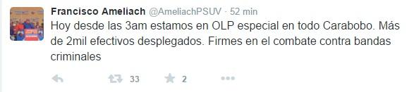 TW Francisco Ameliach