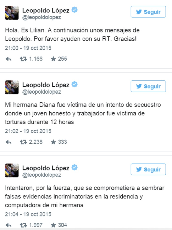TW Leopoldo López