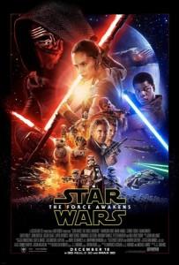 cartel oficial star wars