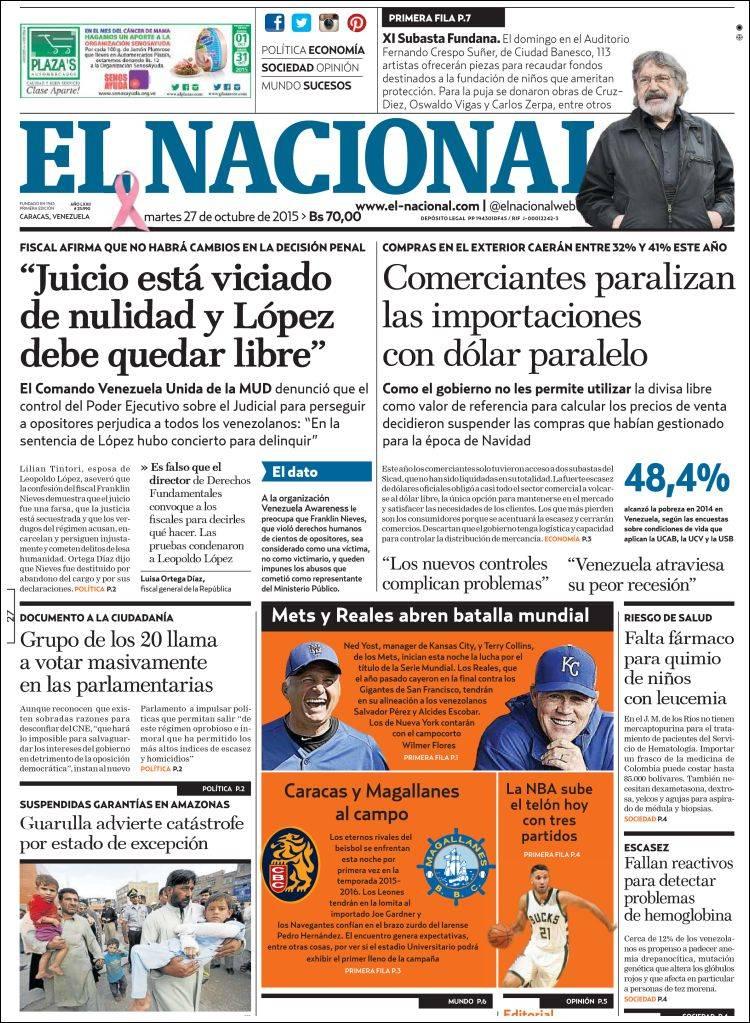 elnacional27102015