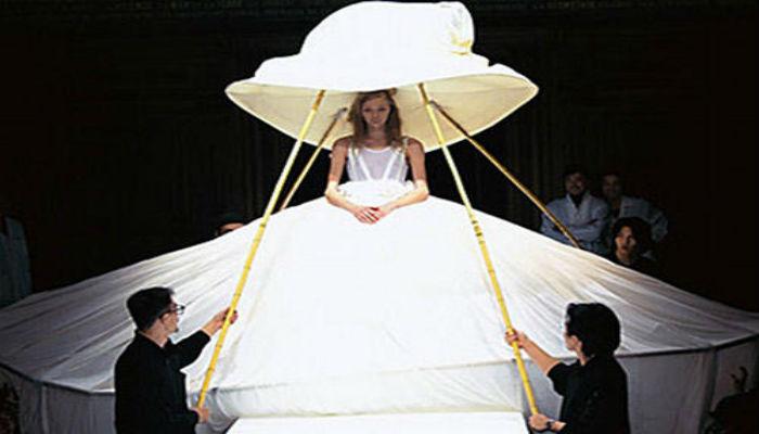 Los 10 vestidos de novia mas feos