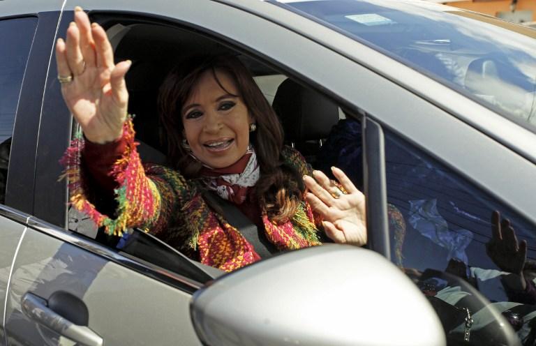 Elecciones en Argentina   Foto AFP - Walter Diaz