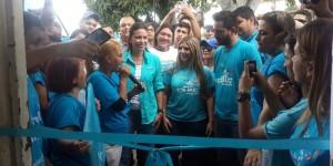 María Corina en Aragua
