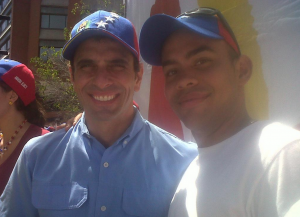 Capriles caso Hergueta