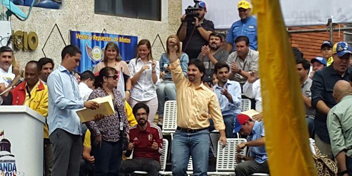 Juramentacion Diputados Miranda