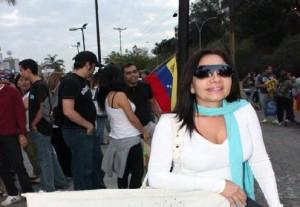 Liana Hergueta, la víctima
