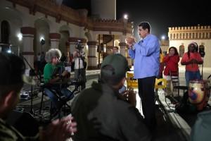 Maduro En contacto con Maduro