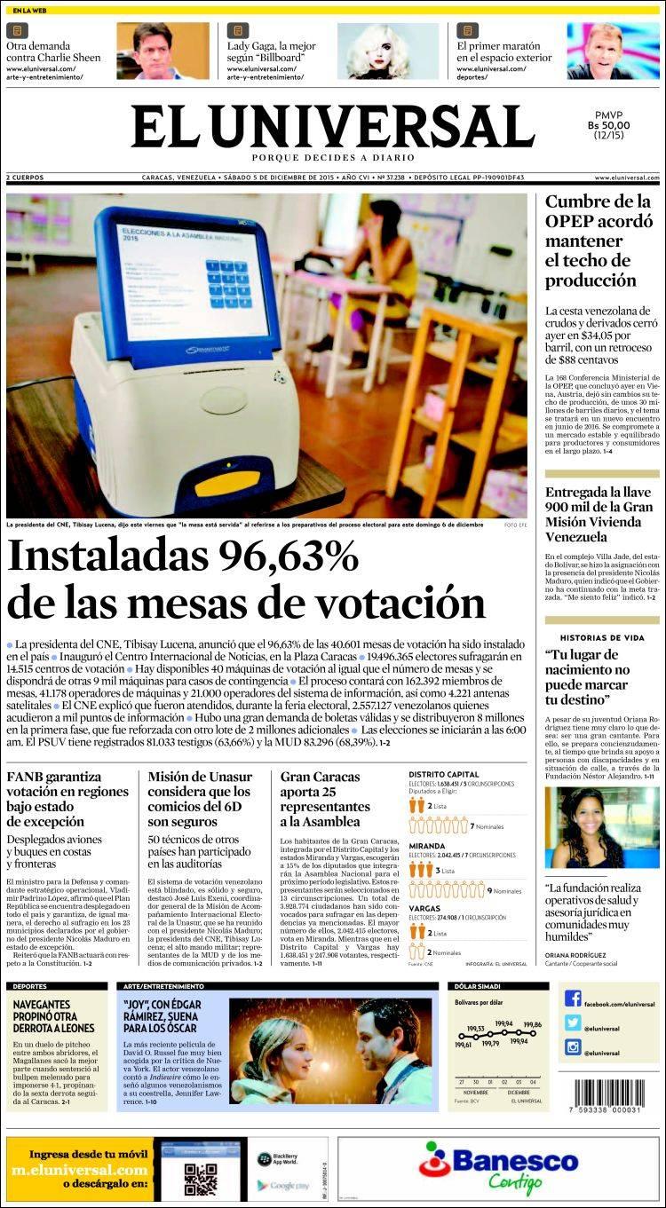 Kiosko.net