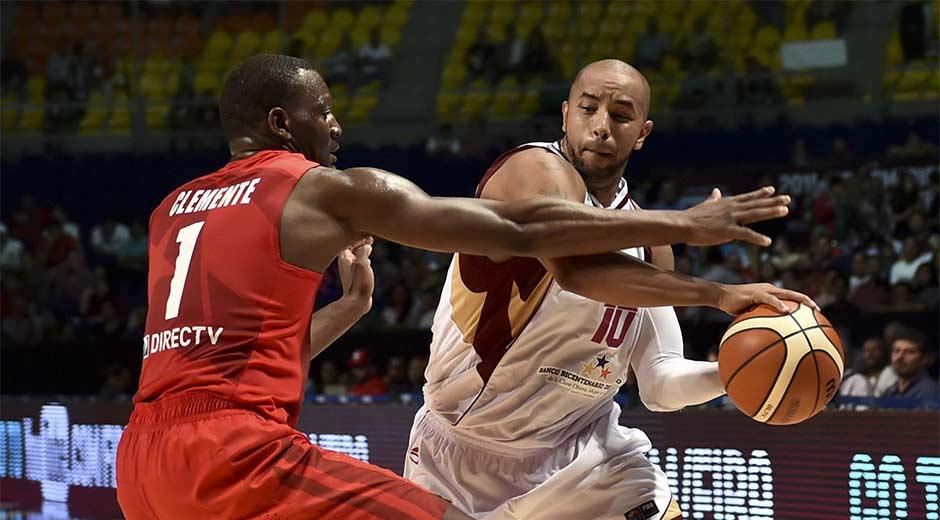 Una decidida Venezuela humilló 74-63 a la potencia caribeña Puerto Ricoen el preolímpico de básquet FIBA Américas 2015 en Ciudad de México.